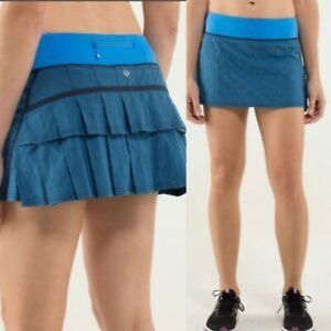 size 8 - Lululemon Run: Pace Setter Skirt (Reg)